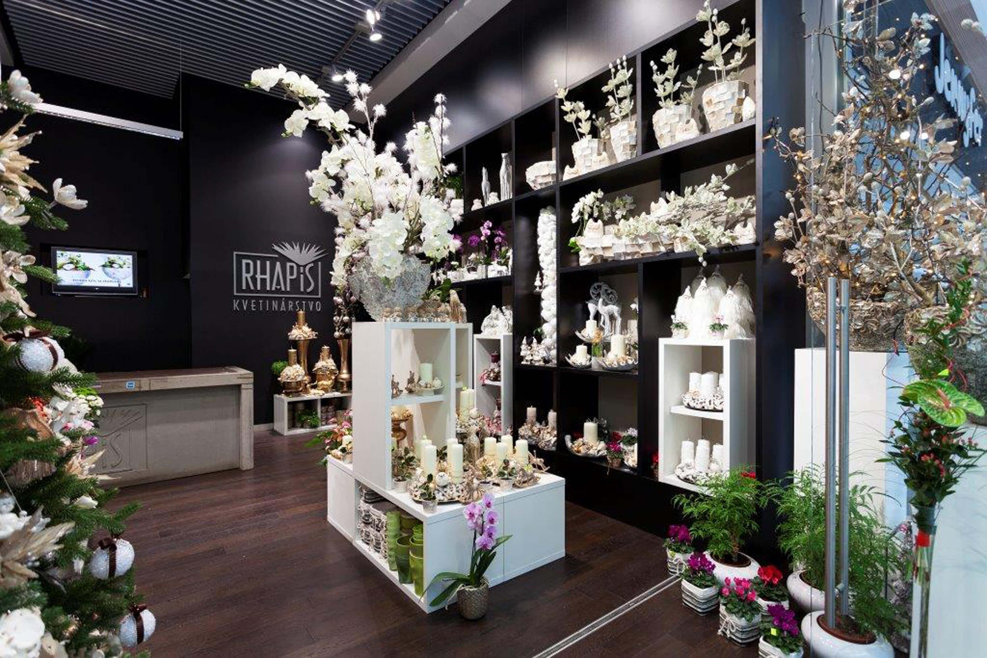930bd89b42 Luxusné kvetinárstvo Rhapis