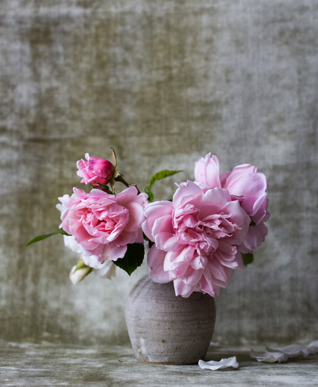 stabilizované kvety