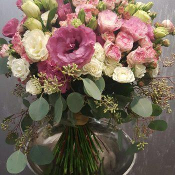 Kvetinárstvo Rhapis aranžmány kvetov