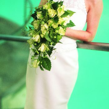 Kvetinárstvo Rhapis svadobné kytice