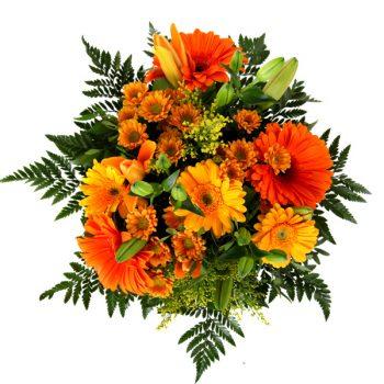 Kvetinárstvo Rhapis smútočné kytice