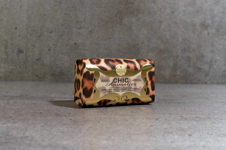 mydlo nesti dante soap chic leopard