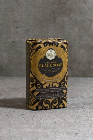E-shop Rhapis mydlo NESTI DANTE – BLACK SOAP