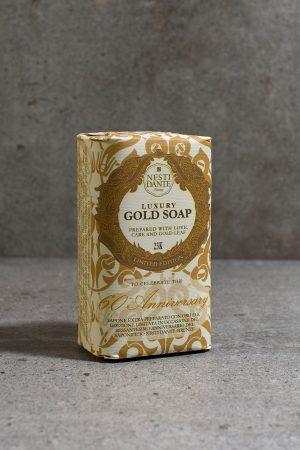 E-shop Rhapis mydlo NESTI DANTE – GOLD SOAP