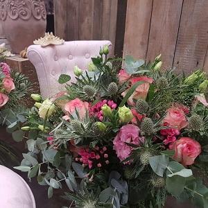 Aranžmány RHAPIS kvetinárstvo