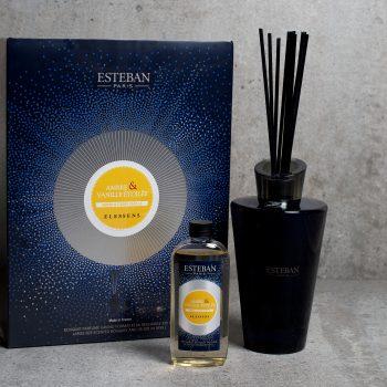 Vonne tyčinky ESTEBAN PARIS Amber & Starry Vanilla