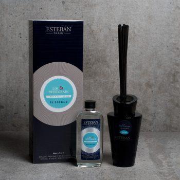 Vonne tyčinky ESTEBAN PARIS Linen & Petitgrain