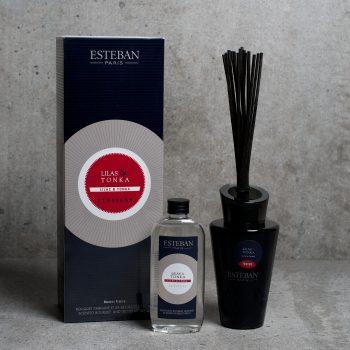 Vonne tyčinky ESTEBAN PARIS Lilac & Tonka